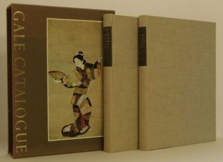 Catalogue of the Japanese Paintings and Prints in the Collection of Mr & Mrs Richard P. Gale