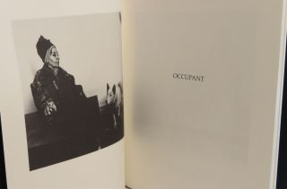 OCCUPANT: A PLAY ABOUT LOUISE NEVELSON.
